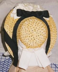 1868 bonnet reproduction