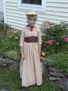 SchaefferArts 18th c girl