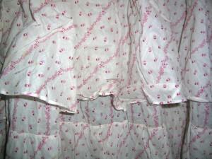 Wrinkled garment