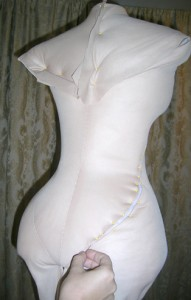 mannequin in process